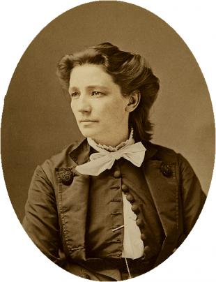 Picture of quotation author Victoria Woodhull