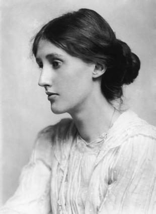 Picture of quotation author Virginia Woolf