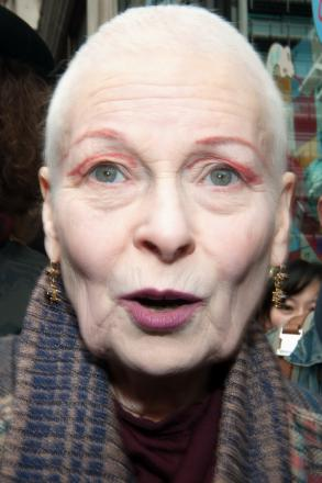 Picture of quotation author Vivienne Westwood