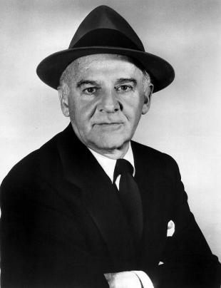 Picture of quotation author Walter Winchell