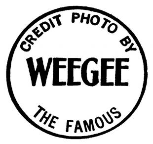 Picture of quotation author Weegee