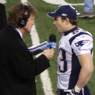 Picture of quotation author Wes Welker
