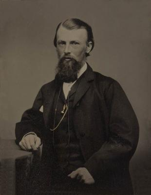 Picture of quotation author William John Wills