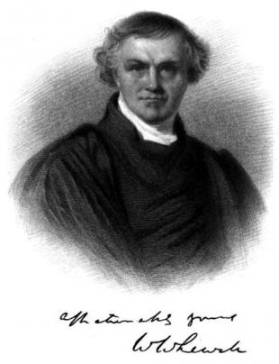 Picture of quotation author William Whewell