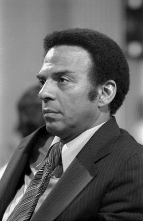 Picture of quotation author Andrew Young