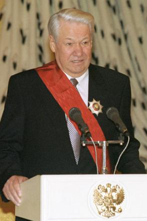 Picture of quotation author Boris Yeltsin