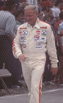Picture of quotation author Cale Yarborough