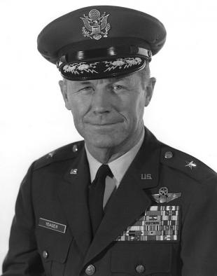 Picture of quotation author Chuck Yeager