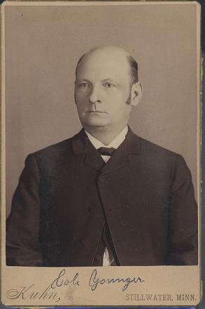 Picture of quotation author Cole Younger