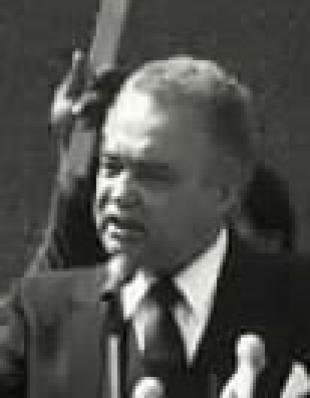 Picture of quotation author Coleman Young