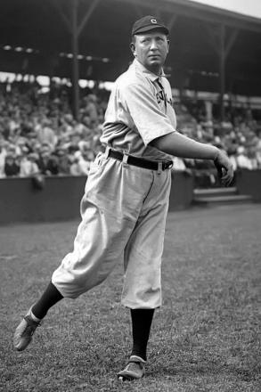 Picture of quotation author Cy Young