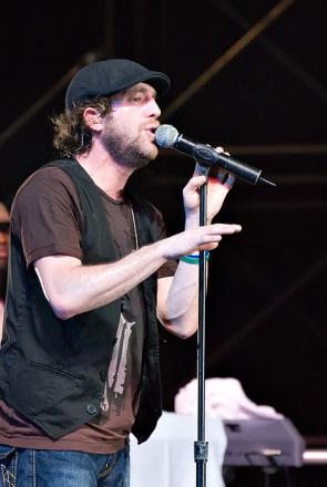 Picture of quotation author Elliott Yamin