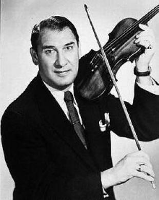 Picture of quotation author Henny Youngman