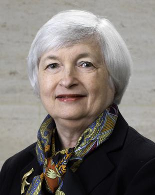 Picture of quotation author Janet Yellen