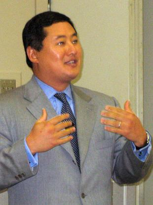 Picture of quotation author John Yoo