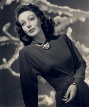 Picture of quotation author Loretta Young