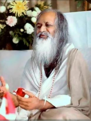Picture of quotation author Maharishi Mahesh Yogi