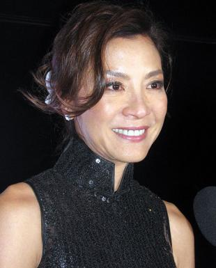 Picture of quotation author Michelle Yeoh