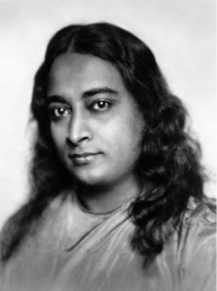 Picture of quotation author Paramahansa Yogananda