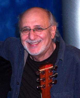 Picture of quotation author Peter Yarrow