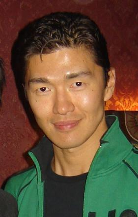 Picture of quotation author Rick Yune