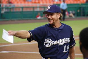 Picture of quotation author Robin Yount