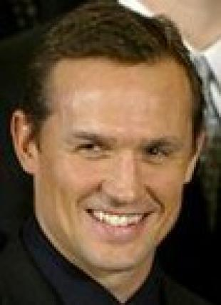 Picture of quotation author Steve Yzerman