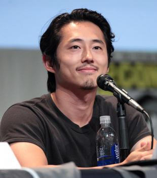 Picture of quotation author Steven Yeun