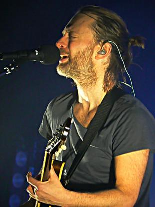 Picture of quotation author Thom Yorke