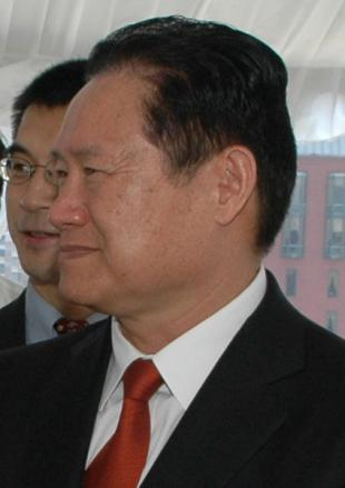 Picture of quotation author Zhou Yongkang