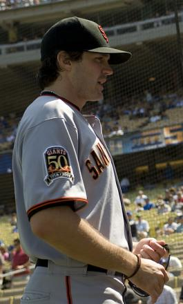 Picture of quotation author Barry Zito