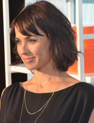 Picture of quotation author Constance Zimmer