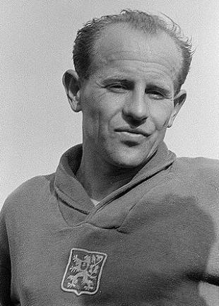 Picture of quotation author Emil Zatopek