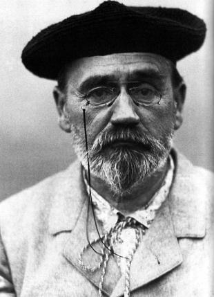 Picture of quotation author Emile Zola
