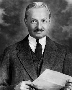 Picture of quotation author Florenz Ziegfeld