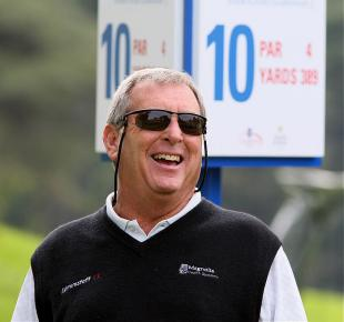 Picture of quotation author Fuzzy Zoeller
