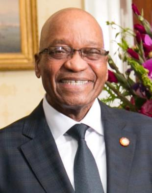 Picture of quotation author Jacob Zuma