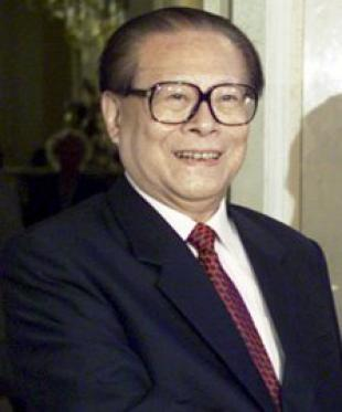 Picture of quotation author Jiang Zemin