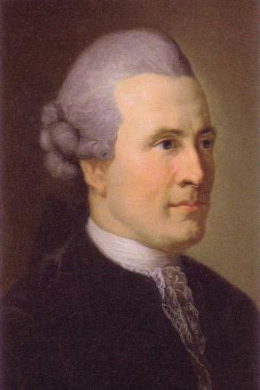 Picture of quotation author Johann Georg Zimmermann