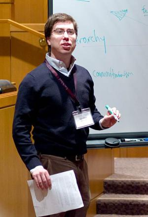 Picture of quotation author Jonathan Zittrain