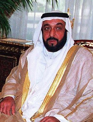 Picture of quotation author Khalifa bin Zayed Al Nahyan