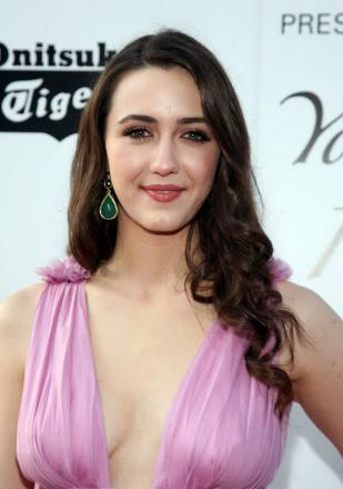 Picture of quotation author Madeline Zima