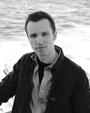 Picture of quotation author Markus Zusak