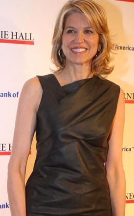 Picture of quotation author Paula Zahn