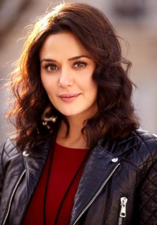 Picture of quotation author Preity Zinta