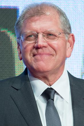 Picture of quotation author Robert Zemeckis