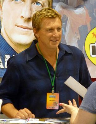 Picture of quotation author William Zabka