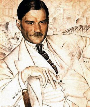 Picture of quotation author Yevgeny Zamyatin