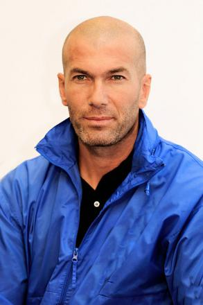 Picture of quotation author Zinedine Zidane