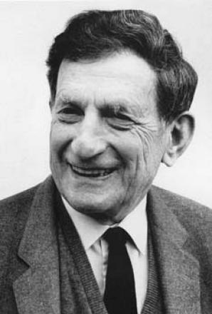 Picture of quotation author David Bohm